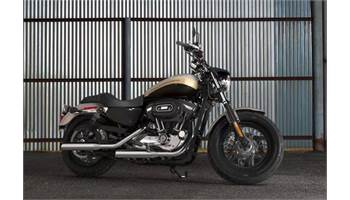 2018 1200 Custom - Two-Tone Option