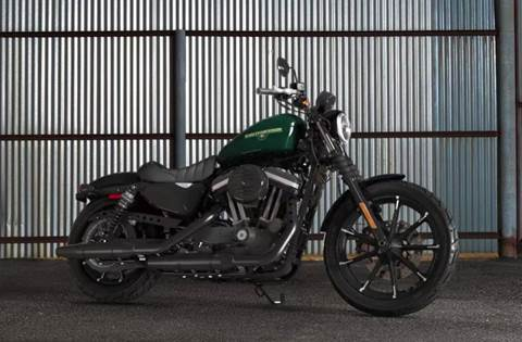 2018 Iron 883™ - Hard Candy Custom Option