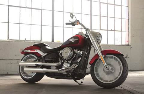 2018 Fat Boy® - Two-Tone Option