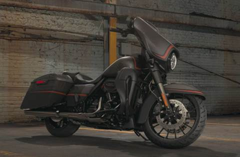 2018 CVO™ Street Glide® - Custom Color Option