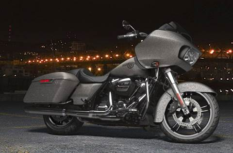 2018 Road Glide® - Hard Candy Custom Option