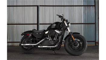 2018 Forty-Eight® - Vivid Black Option