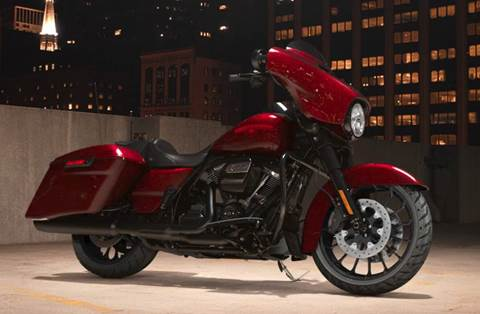2018 Street Glide® Special - Hard Candy Custom Option