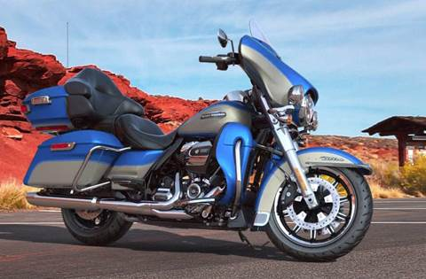 2018 Electra Glide® Ultra Classic® - Two-Tone Color Opt