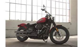 2018 Street Bob® - Two-Tone Option