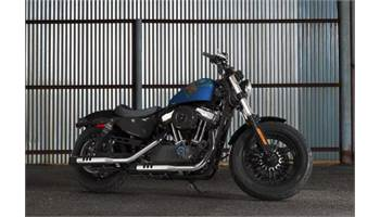 2018 Forty-Eight® - Anniversary Color Option