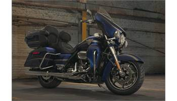 2018 CVO™ Limited - Anniversary Color Option