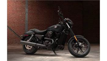 2018 Harley-Davidson Street® 500 - Vivid Black Option