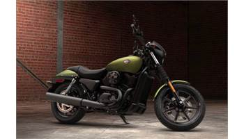 2018 Harley-Davidson Street® 500 - Color Option