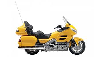 2010 Gold Wing Audio Comfort Navi XM ABS