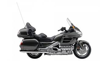 2010 Gold Wing Airbag