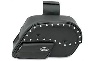 Desperado Slant Face Pouch Saddlebag
