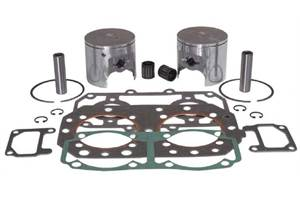 COMPLETE TOP END PISTON KIT