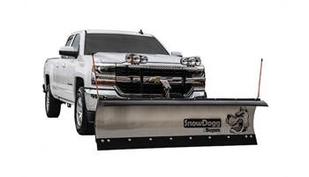 2018 MD75 Snow Plow