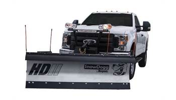 2018 HD75 II Snow Plow
