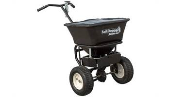 2018 Walk Behind Broadcast Spreader 1.5 Cubic Feet Poly/Carbon Steel