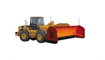 2018 ScoopDogg™ Loader Snow Pusher 18 Foot Wide