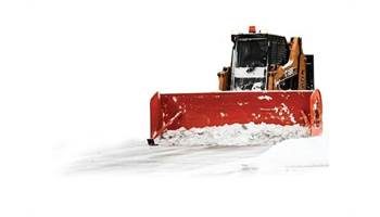 2018 ScoopDogg™ Skid Steer Snow Pusher 8 Foot Wide