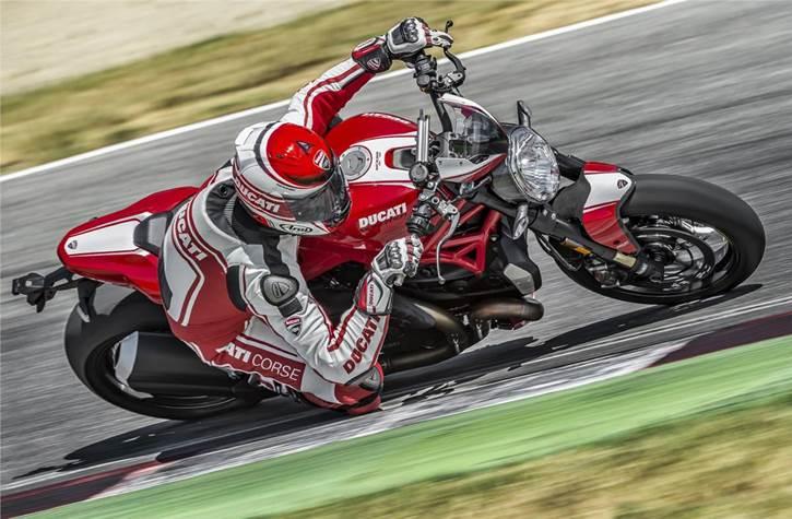 2018 Ducati Monster