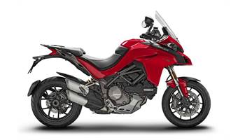 2019 Multistrada 1260 S Touring - Demo