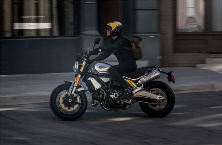2018 Ducati Scrambler