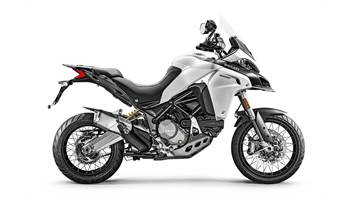 2018 Multistrada 1200 Enduro - Star White Silk