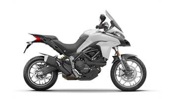 2018 Multistrada 950 - Star White Silk