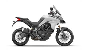 2018 Multistrada 950 Spoked Wheels - Star White Silk