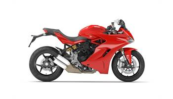2018 SUPERSPORT DEMO RED