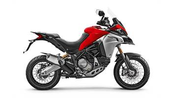 2018 Multistrada 1200 Enduro