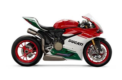 2018 1299 Panigale R Final Edition
