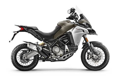 2018 Multistrada 1200 Enduro - Phantom Grey
