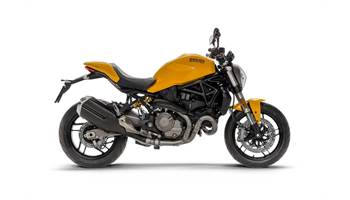 2018 Monster 821 - Ducati Yellow