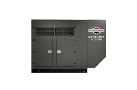 2018 80kW1 Standby Generator (080000)