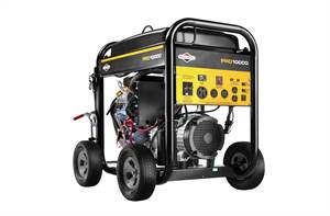 10000 Watt PRO Series™ Portable Generator (30556)