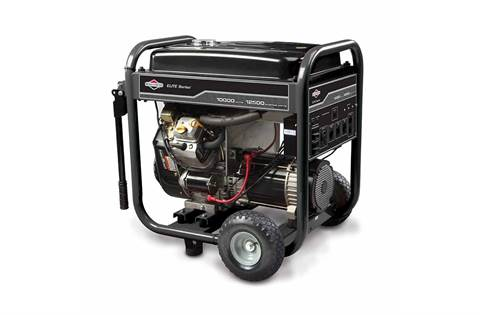 2018 10000 Watt Elite Series™ Portable Generator (30207)