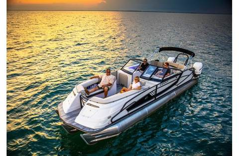 2018 Continental 270 NX-CS (twin outboard)