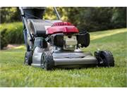 Stock Image: HRR216PKA lawn mower