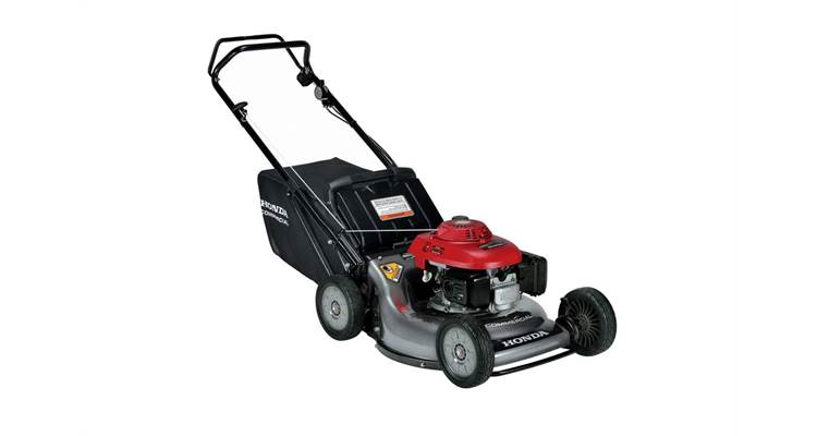 HRC Commercial Lawn Mower