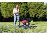 Stock Image: HRS216VKA lawn mower