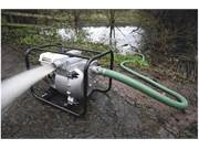 The WT20 pumps up to 187 gallons per minute.