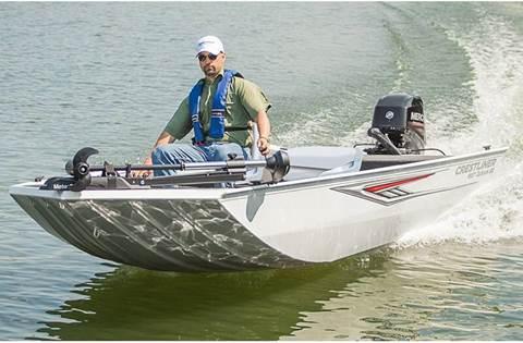 Crestliner Outlook Boats