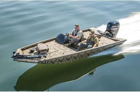 Crestliner VTC Series Boats
