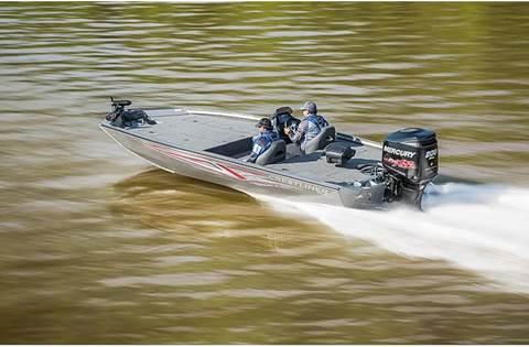 Crestliner PT Series Boats