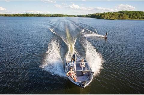 Crestliner Sportfish Boats