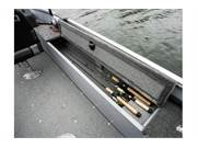 Side rod storage