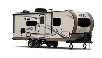 2018 2511S Mini Lite Travel Trailers
