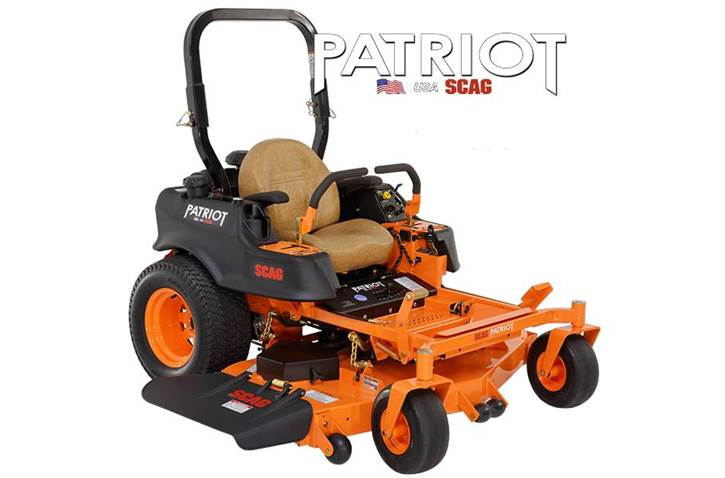 Scag Patriot Lawn Mowers