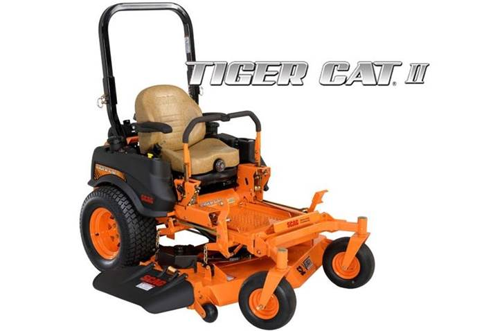 Scag Tiger Cat II Lawn Mowers