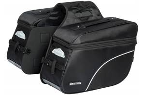 Nylon Cruiser 4.0 Saddlebags